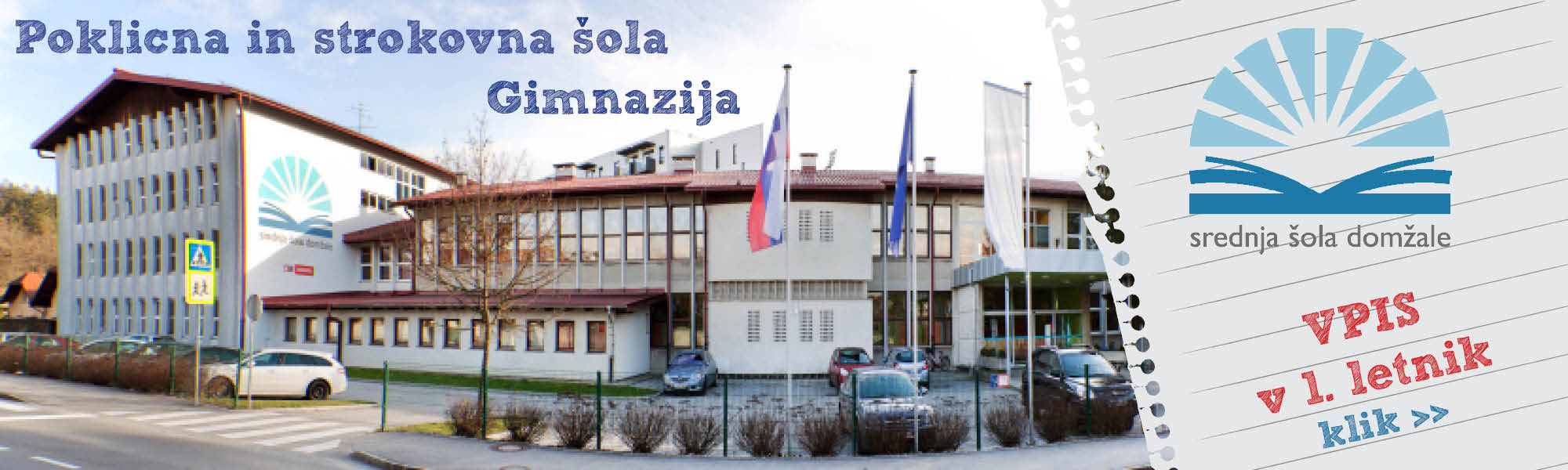 Srednja šola Domžale - šola, ki mi je blizu